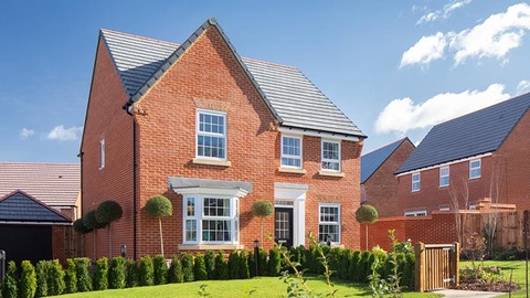 Willows Grange (David Wilson Homes)