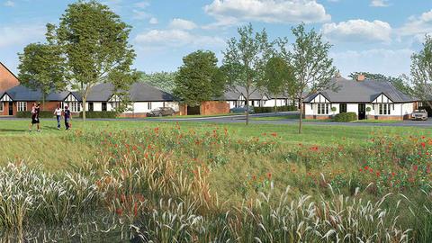 Parc Ceirw Garden Village (Edenstone Homes)