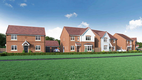 Spinners Croft (Miller Homes)
