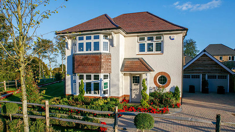 'The Leamington Lifestyle' house type (Redrow)