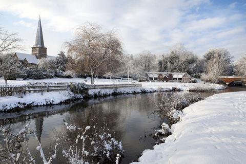 Best villages near Godalming, Surrey