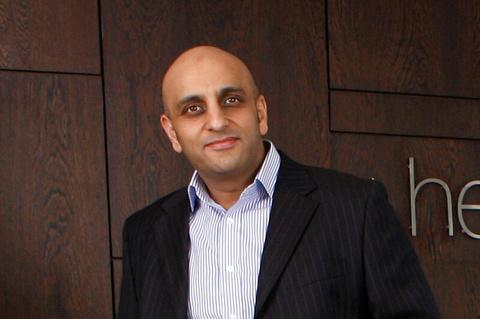 Tariq Usmani of Henley Homes