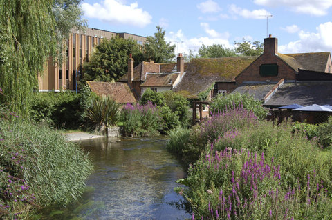 The best villages near Andover in Hampshire