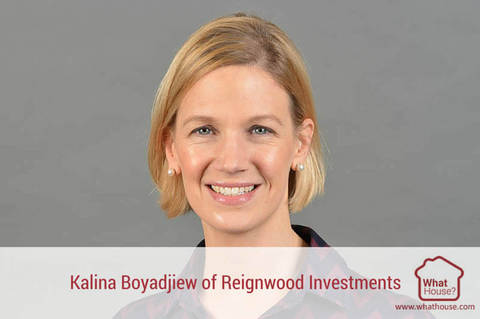 Kalina Boyadjiew of Reignwood Investments
