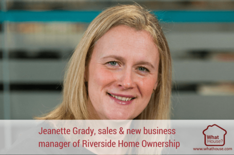 Jeanette Grady, Sales Manager at Riverside Home