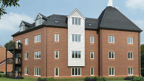Somerhill Green (Redrow Homes)