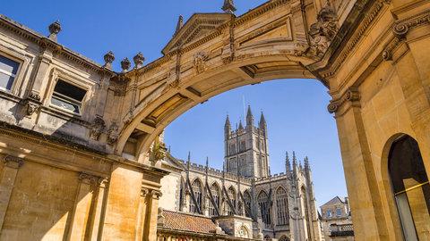 Best villages and towns around Bath