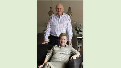 Joseph and Janice Engel