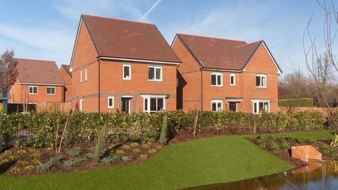 Croft Gardens (David Wilson Homes)