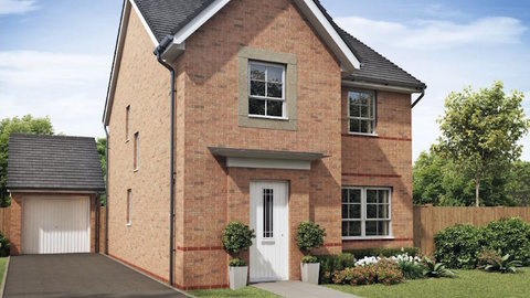 Henbrook Gardens (Barratt Homes)