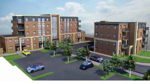 Lucy Street (Trafford Housing Trust)