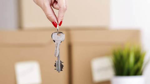 Mortgage arrears have fallen