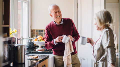 Guide to getting a mortgage if you're over 55