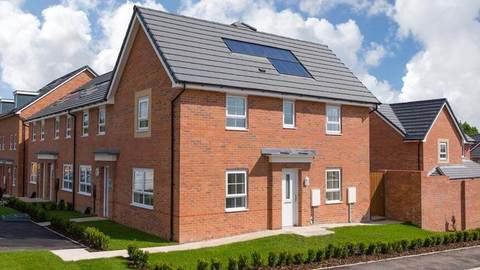Brindley Gardens (Barratt Homes)