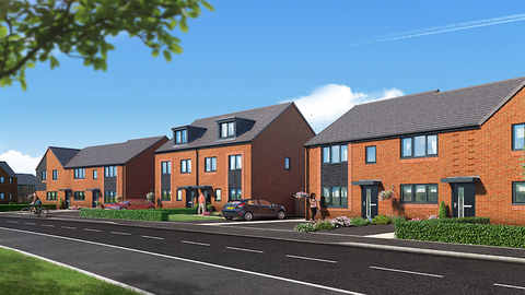 Riverbank View (Keepmoat Homes)