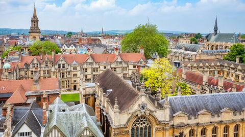Best villages to consider around Oxford
