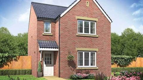Millers Field in Sprowston (Persimmon Homes)
