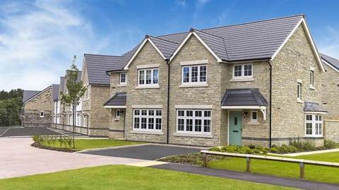 Mellior Park in Pool (Redrow Homes)