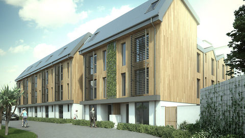 Hilgrove Mews in Newquay (Verto Homes)