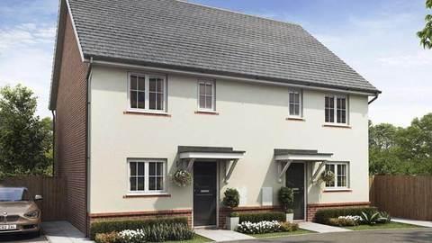 Saxon Place (Barratt Homes)