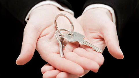 The keys to your new home