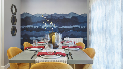 Dining Room (Southall Village)