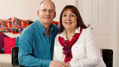 Stuart and Gail Miller (David Wilson Homes)
