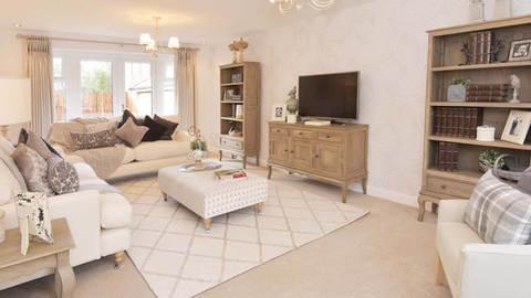 Moorecroft living room (David Wilson Homes)
