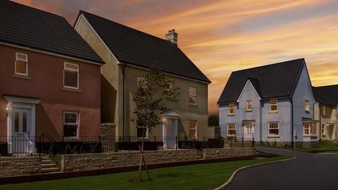 Hanbury Village (Barratt Homes)