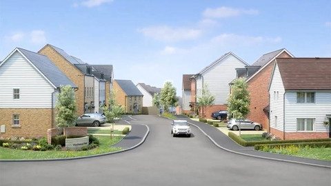 Wychwood Park (Barratt Homes/David Wilson Homes)