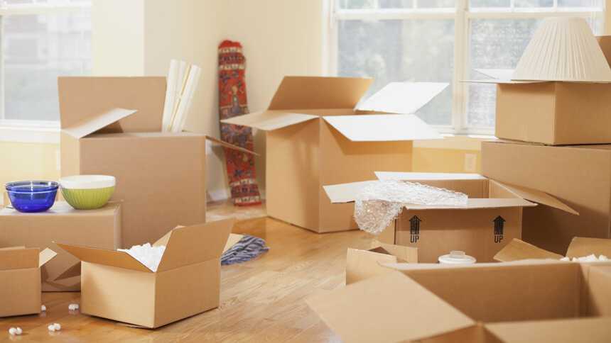 Moving day can bring unexpected costs