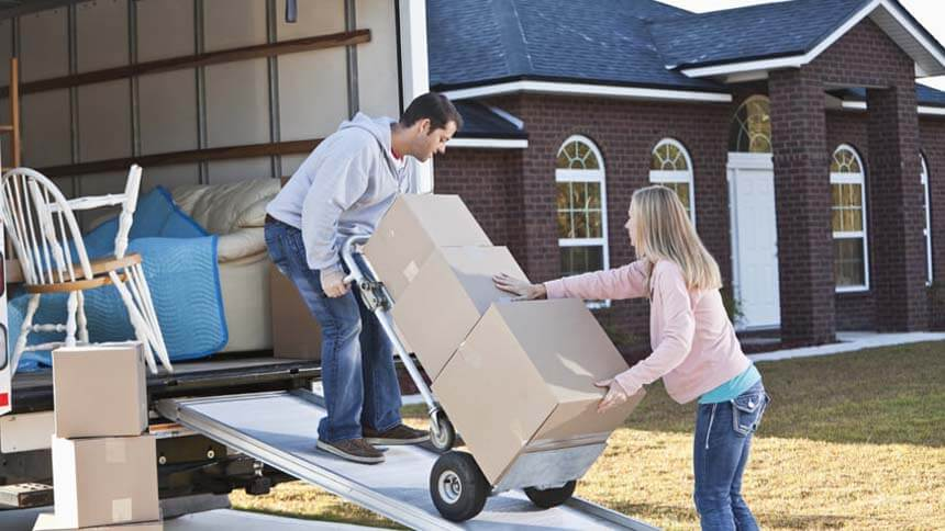 The rising cost of moving home