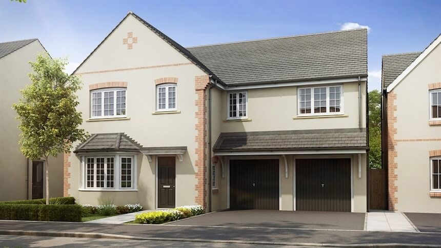Sycamore Rise (Persimmon Homes)