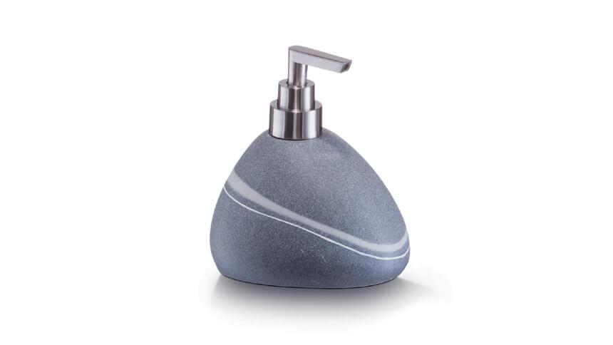 'Pebble' soap dispenser