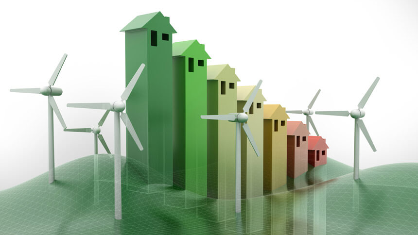 Sustainable homes are more in demand