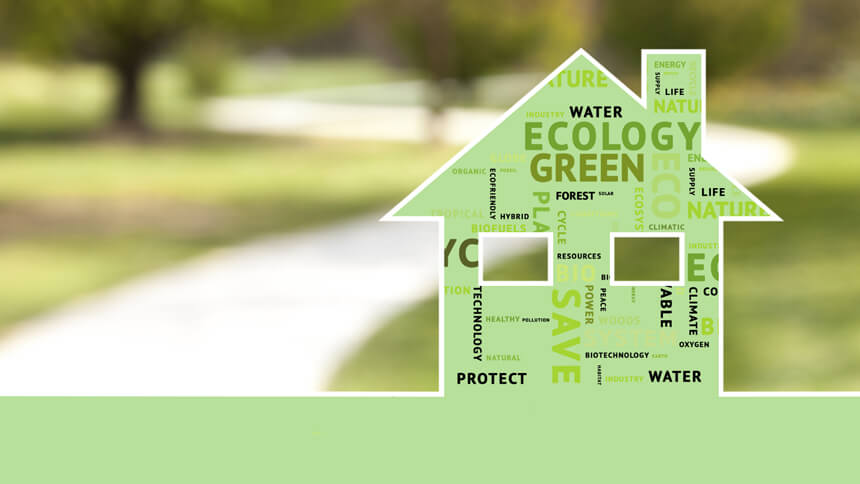 82% said they would pay more for a 'greener' home