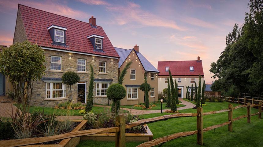 Park Farm (David Wilson Homes)