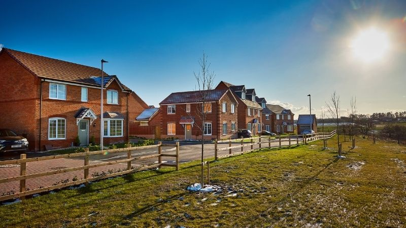 Taylor Wimpey Meadowsweet Farm development