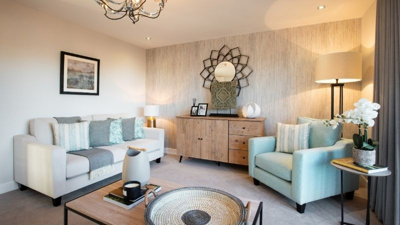 The Kilns Aspen Living Room