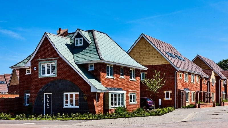 Taylor Wimpey's Pine Trees development