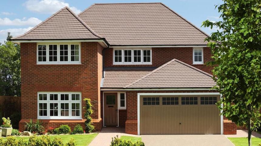 Weston Grove (Redrow Homes)