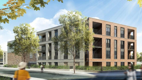 1 bedroom shared ownership apartments