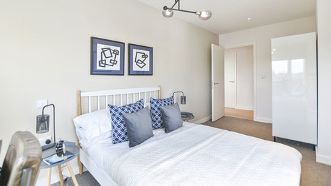 Three bedroom Shared ownership apartments