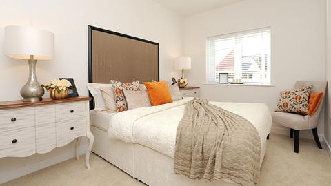 2 bedroom retirement bungalow for sale