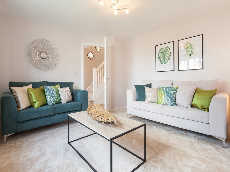 Ashwood park in hemlington houses by persimmon homes for Ashwood homes