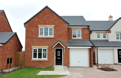 4 bedroom detached house for sale