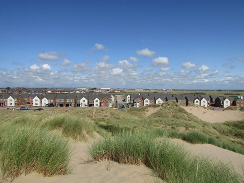 Coastal Dunes in Lytham
