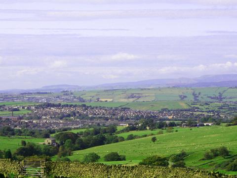 Colne, Lancashire BB8