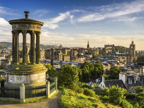 Lang Loan in Edinburgh