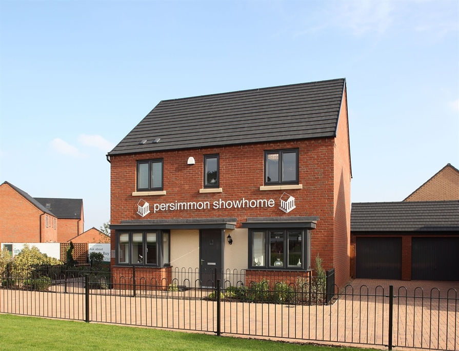 Persimmon Homes In Northampton, Northamptonshire